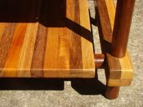 detalhe pé e amarração